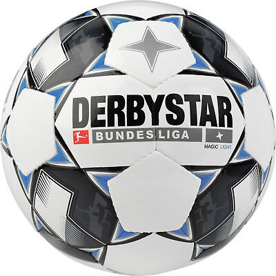 Derbystar Fußball Bundesliga Magic Light 350g Gr. 5 Jugendfußball
