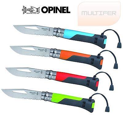 Coltello (coltelli)  opinel outdoor mis. 8 - colori vari