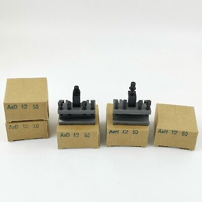 5 Pc Aad1250 Turning Tool Holders For Aa 40 Position Multifix Tool Post