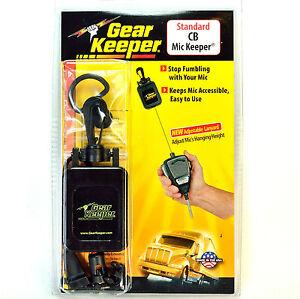 Gear Keeper Retractable CB Mic Hanger -