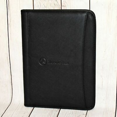Mercedes Benz Portfolio Business Notepad Padfolio Organizer - Free Shipping