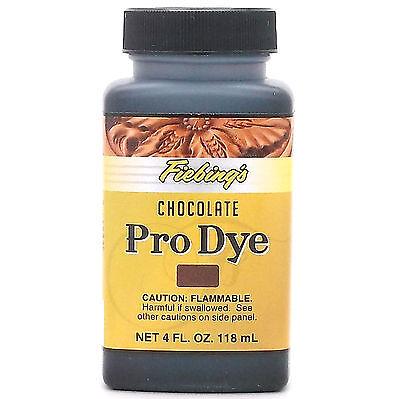 Fiebing's Professional Oil Dye Chocolate 4 oz (118 mL) 2110-06 LDPR30P004Z
