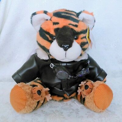 BORN Aviation Airzoo Flying Tiger Plush Toy
