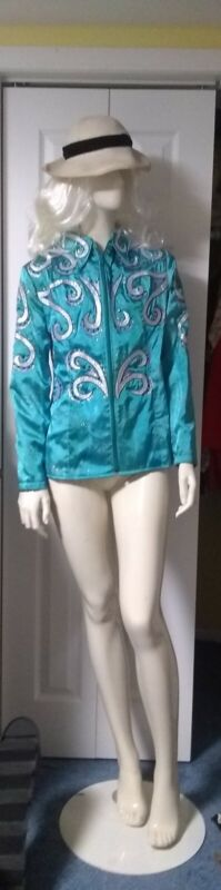 Beautiful ladies Western Show Coat  RODEO 36-in chest