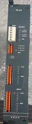Ps244 B  Engel - Power Supply- 14amp New Tested Keba