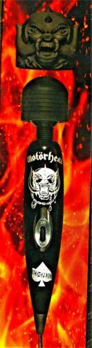 Motorhead Orgasmatron War Pig Massage Wand Vibrator 16 Inches Very Powerful New