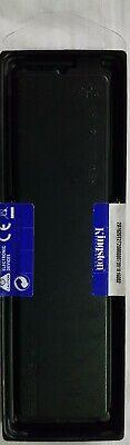 Kingston KVR13N9S8/4 - Memoria RAM de 4 GB (PC3-10600, 240 pines, CL9)