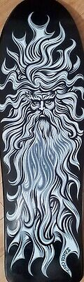 Jason Jessee Ashes to Ashes Sun God Santa Cruz Skateboard Deck LTD Reissue 2005