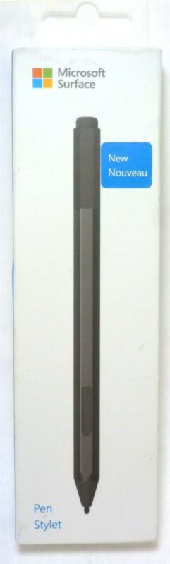 Microsoft EYU-00001 Surface Pen for Surface Pro, Surface Book/Studio - Black