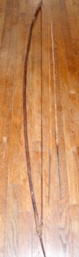 NEW GUINEA BOW AND TWO ARROWS