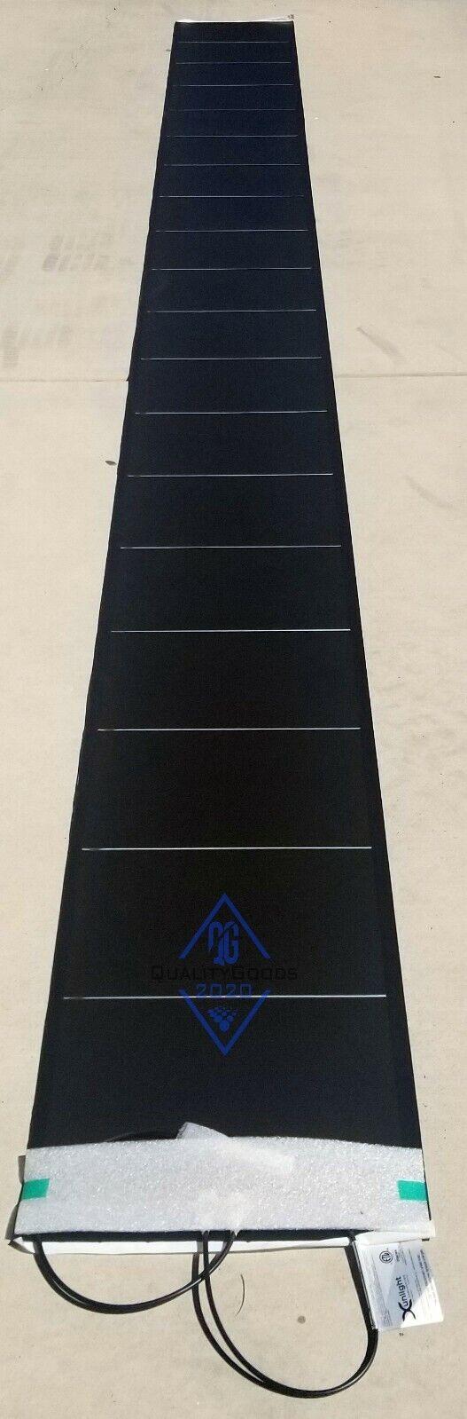 158 watt Xunlight Made in USA Flexible Solar panels new!  FI