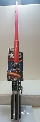 NIP--Star Wars B2915AS0 A New Hope Darth Vader Extendable Lightsaber