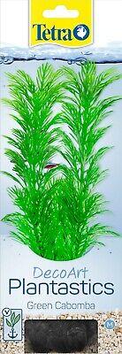 Tetra DecoArt Plantastics Cabomba Gr. M Kunstpflanze Aquarium Plastikpflanze