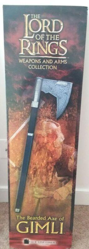 United Cutlery Walking Axe Of Gimli UC2628 LOTR