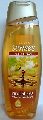 (1 l = 20,00 €) Avon - Senses Duschgel - Anti-Stress 500 ml