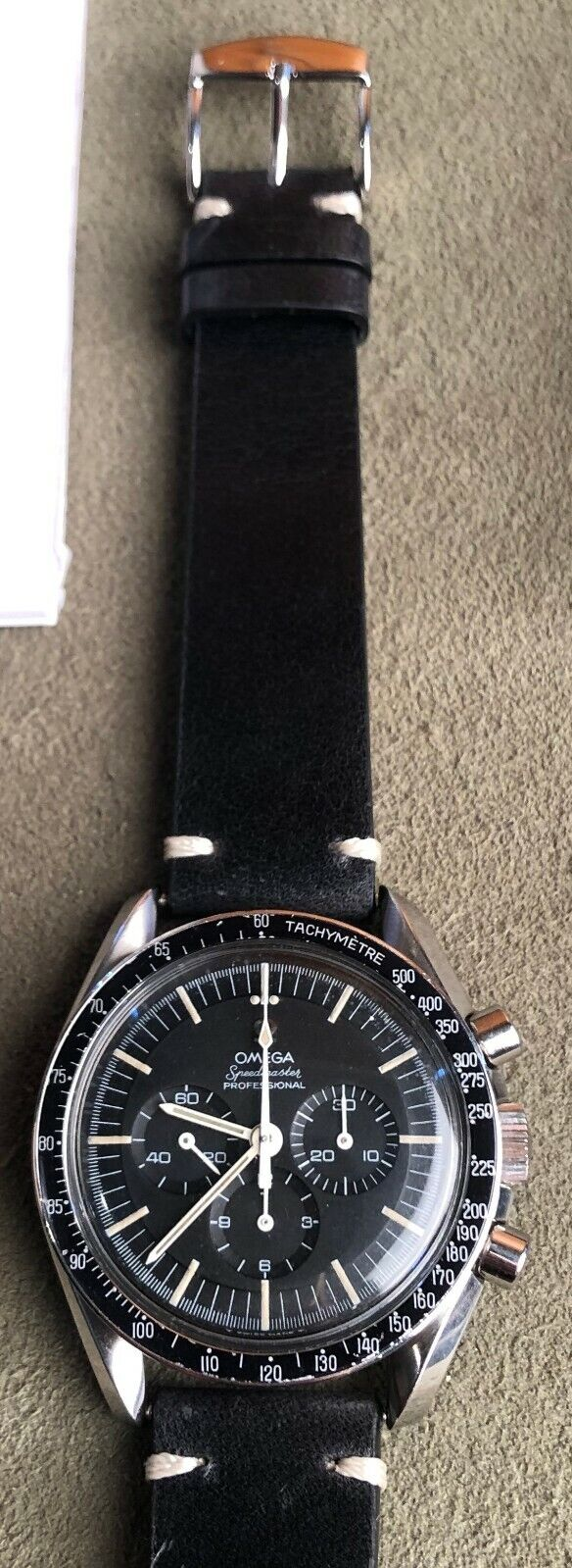 Vintage Omega Speedmaster with 321 Movement PRE-MOON All original circa 1960s! - watch picture 1