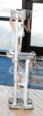 Ma5 Drywall Painters Walking Stilts Taping Tools - Adjustable