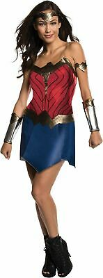 Wonder Woman Batman Vs Superman Justice League Adult Kostüm Offiziell (Offizielle Wonder Woman Kostüm)
