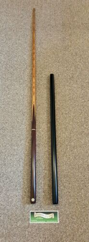 John Parris #453 Handmade Snooker/Pool Cue with Extension and Aluminium Case