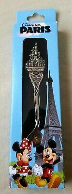Disneyland Paris Exclusive Castle Collectible Spoon.
