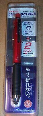 Zebra Delguard 2c Red Multi-penpencil