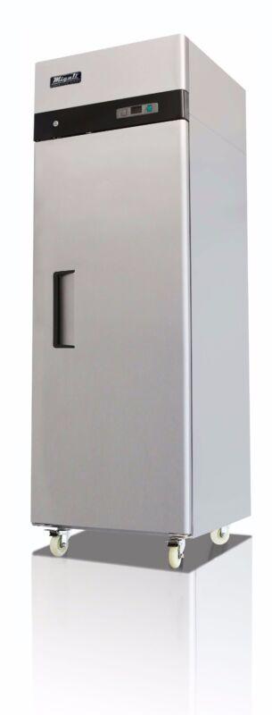 Migali C-1f Commercial Single Door Freezer Reach In 23 Cu.ft.