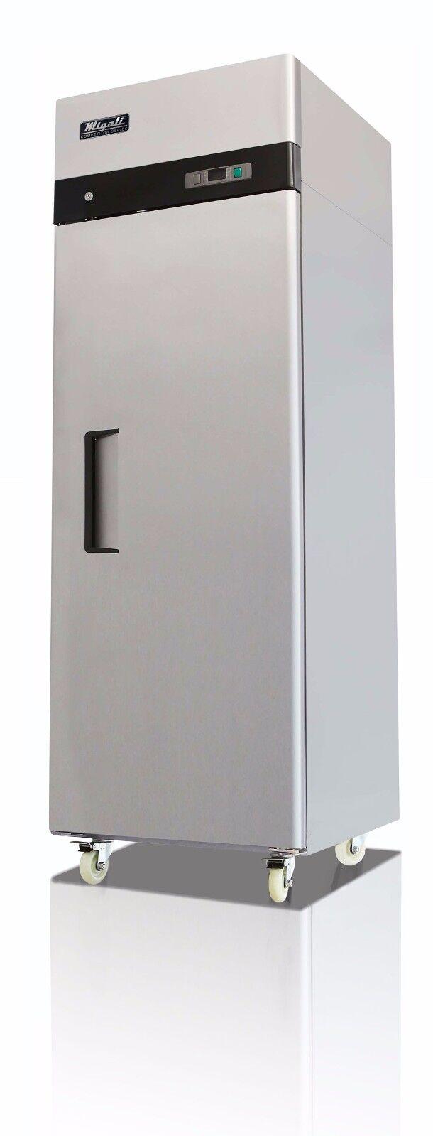 Migali C-1F Commercial Single Door Freezer Reach In 23 Cu.Ft