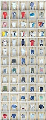 Baby Boy Clothes 3-6 Months Build/ Make a Bundle Large/ Huge Multi Listing
