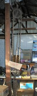 Chain Block (or Block & Tackle)