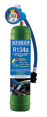 DIY R134a 1lt. - Zylinder inkl. DIY KFZ Manometer, 7,5.-€/100gr. NEU