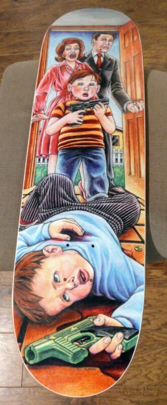 Guy Mariano skateboard deck Blind Acedental Death
