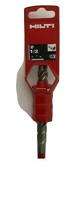 Hilti Te-cx 12 In X 6 In. Sds-plus Style Carbide Tipped Masonry Hammer Drill B
