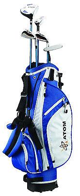 Founders Atom 8 Piece Junior Golf Set -10 - 13  years old Right Handed Graphite (Junior Golfschläger Graphit)