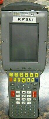 Psion Teklogix 7530 G2 Windows Ce5 Wifi 1d Laser Scanner