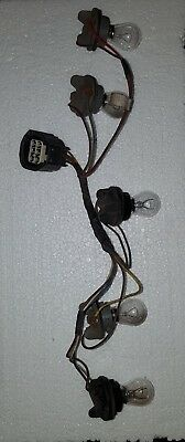 Landrover Discovery 2 Rear Lamp Wiring Loom