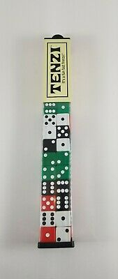 Tenzi Dice Game for 2-4 Players Carma Games, LLC New in Open Box, Never Used