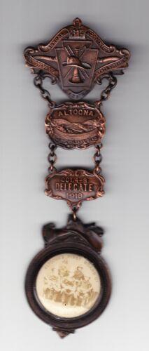 1910 Altoona Annual Pennsylvania State Firemen
