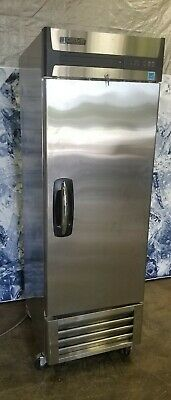 Single Door Upright Commercial Reach In Stainless Steel Freezer Masterbuilt