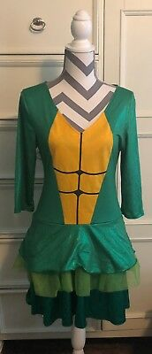 Halloween Women's Medium/Large Teenage Mutant Ninja Turtle Dress