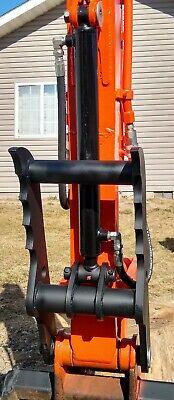 Hydraulic Thumb Attachment Fits Kubota Excavators Kx71 Kx91 Kx121 Pin On Bucket