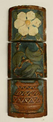 Malibu California Mantel 3-Tile Set Vintage