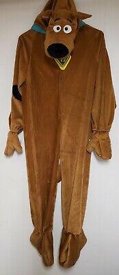 Scooby-Doo Adult Medium Hooded Costume Halloween Dress Up - Hooded Herren Kostüme
