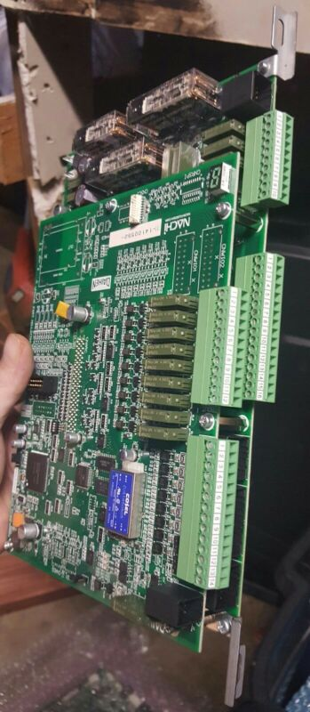 Otc Daihen Fd-series Seq-arc Interface Board
