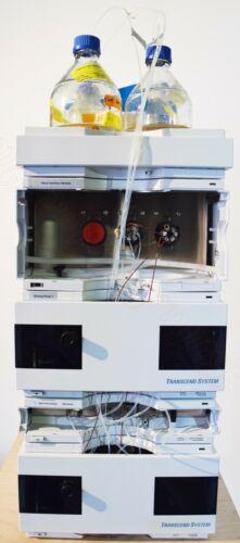 Agilent 1260 Infinity HPLC System G1312B Bin Pumps, G1325A HiP Degasser - 2013