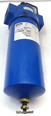 Parker Finite Pneumatic Filter Hn3s-6qug 175f 500psig Grade 6 34 Npt