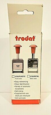 Trodat 5756 Metal Automatic Numbering Machine