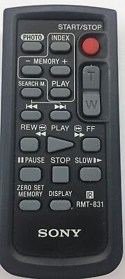 Дистанционное управление затвора Sony RMT-831 Remote