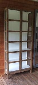 French Country Glass Display Cabinet Mount Crosby Brisbane North West Preview