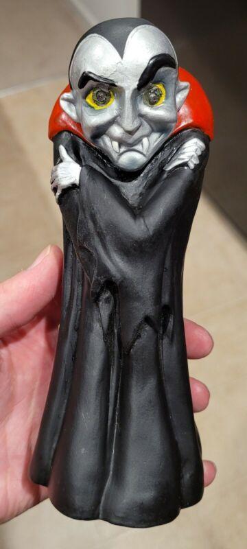"Dracula Pocket Screamer Count Onme figure Screamers screecher halloween toy 7 """