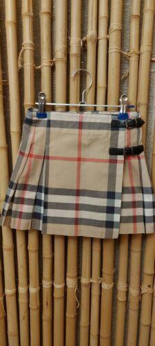 girls skirt Burberry  2 years 92 cm 100% cotton